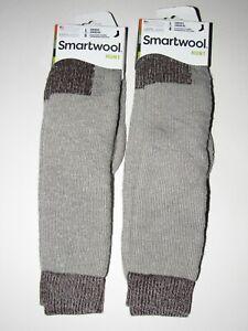 Lot (2) Pairs of Smartwool Hunt Wool Blend Extra Heavy OTC Socks Large Unisex