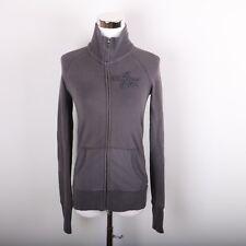 Abercrombie & Fitch Full Zip Sweater Women's S