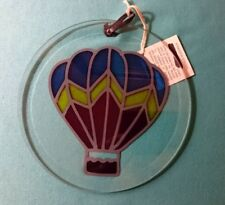 Balloon Wall Hanging / Plaque - Handcrafted Australia Stained Glass