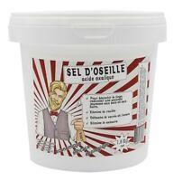 Sel d'oseille ou Acide oxalique 1,6Kg, ravive les bois, éclaircissant + guide