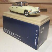 781. RIO models N. 97 CITROEN DS19 1956 Beige / Nero  MB 1/43