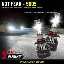 2X 9005 Led Headlight 6000K Hi/Lo Fog Light Bulbs 6000K For Toyota Celica 1994 (Fits: Isuzu)