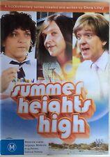 Summer Heights High (DVD, 2007, 2-Disc Set)  Chris Lilley  BRAND NEW NOT SEALED