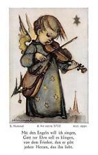 """Fleißbildchen Heiligenbild Gebetbild Hummel"""" Holy card Ars sacra"""" H1156"""""""