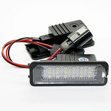 VW Lupo Passat Golf 4 5 Polo LED Number Plate Light Number Plate Light