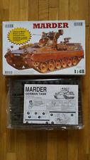 Belmonte Schützenpanzer Panzer MARDER Bundeswehr Modellbausatz MOTOR 1:35 Rar