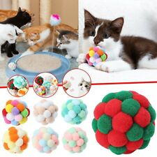 Funny Cat Toy Stretch Ball Juguetes Cats Creative Colorful Interactive Toy