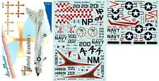 AEROMASTER 48-403 - DECALS 1/48 - COLORFUL CRUSADERS 1