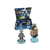 NEW & SEALED - LEGO Dimensions Doctor Who Cyberman & Dalek 71238 Fun Pack - BNIB