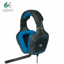 Logitech G430 7.1 Surround Gaming Headphone Noise-cancelling Mic Wired Headsets