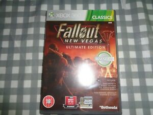 Xbox 360 : Fallout New Vegas: Ultimate Edition 360 VideoGames