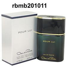 Oscar de la Renta POUR LUI 3 oz / 90 ml Men's Eau De Toilette Spray New in Box