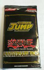 Yugioh Anniversary Sealed English Booster Pack YAP1 red eyes, blue eyes, jinzo