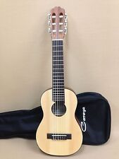 Caraya C-28SN Guitalele Solid Spruce Top / Mahogany + Free Soft Case