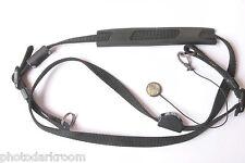 "Minolta 7/16"" Nylon Web Camera Strap Courtesy with Blinder - USED V689"