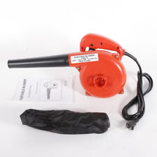 Electric Operated Air Blower Vacuum Cleaner Handheld Car Garden Dust HomeUS Ship
