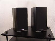 VENTURI BIC shelf speakers 2-way - V52 made in USA