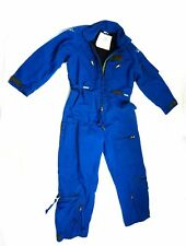 Mustang Survival USAF 1988 Mac-10 Kevlar Nomex Anti-exposure Aviation Coverall