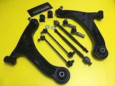 Grand Vitara 06-13 Control Arm Inner Outer Tie Rod End Set Sway Bar Link 10pcs