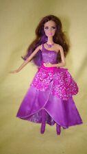 Barbie Mattel Puppe Die Prinzessin und der Popstar Keira singt X8756 P178 doll