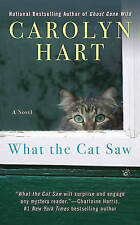 What the Cat Saw (Berkley Prime Crime)-ExLibrary