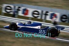 Jacky pela Ligier JS11 alemán Grand Prix 1979 fotografía 2