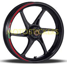 MV Brutale 800 - Adesivi Cerchi – Kit stickers wheels modello single t