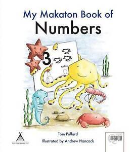 My Makaton Book of Numbers by Tom Pollard (Paperback, 2011)