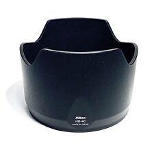 Pare-soleil NIKON HB-40 HOOD pour Nikkor AF-S 24-70mm 1:2,8 OEM - LIRE/READ!!