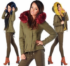 Hüftlange Damenjacken & -mäntel für Winter-Militär
