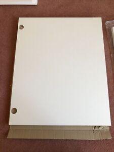 Wickes Glencoe Gloss White Cupbaord Door Fascia NEW BOXED 600mm X 730mm