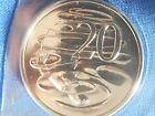 1991 SPECIMEN 20c PLATYPUS TWENTY CENT UNC EX Mint set VERY SCARCE IN 2X2