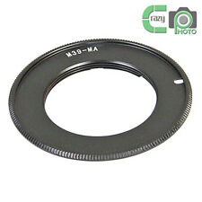 M39-MA Macro Adapter for Leica L39 M39 Lens to Sony AF/Minolta MA Camera A700