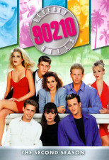 Beverly Hills 90210: Complete Second Season 2 (DVD) • NEW • Luke Perry