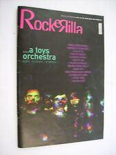 ROCKERILLA #410 - A TOYS ORCHESTRA - PAOLO BENVEGNU - LEONARD COHEN - APHEX TWIN
