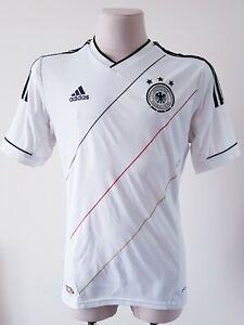 Germany 2012 - 2014 Home football Adidas shirt size M