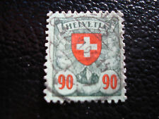 SUISSE - timbre - yvert et tellier n° 208 obl (A7) stamp switzerland
