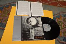 HAFLER TRIO LUCIANO DARI LP MUSICA MAXIMA MAGNETICA ORIG ITALY 1987 BOOKLET EX+