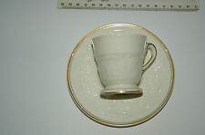 Wedgwood Patrician decorative  espresso cup and saucer