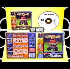 - THE HUNTER - Jeu PlayStation Tbe - (RPG Multijoueur PS1) -