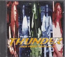 THUNDER - their finest hour CD