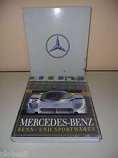 Album Photo Mercedes Benz Voiture de Course Sport dans le Pappschober Stand 1993
