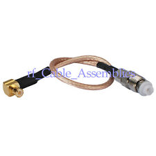 UMTS Antenna Pigtail Cable FME jack to MCX for Broadband Router Ericsson W30 W35