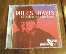 Miles Davis - Electric Collection Time Music Jazz Italy, Italian Import Rare OOP