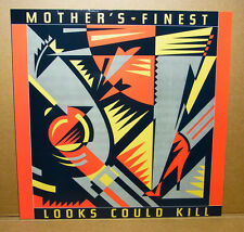 MOTHER´S FINEST - LOOKS COULD KILL - VINYL LP - Germany 1989 - Vinyl neuwertig