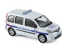 Renault Kangoo Police Municipale 2013 1/43 Norev