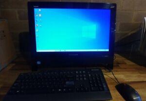 Lenovo ThinkCentre Edge 72Z AIO - i3 CPU, 240Gb SSD, 4Gb - excellent condition