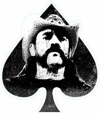 Motorhead Metal Music Badges, Patches & Stickers