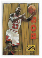 1997-98 Skybox Z-Force Boss Michael Jordan #10 of 20 B 🔥 Chicago Bulls 🔥 RARE!