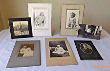 Vintage Black and White Photographs Children Babies Still Life Photos Boys Girls